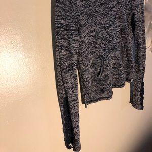Knit Light Sweatshirt